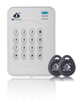 Securitas basispakke for at undgå indbrud i lejlighed
